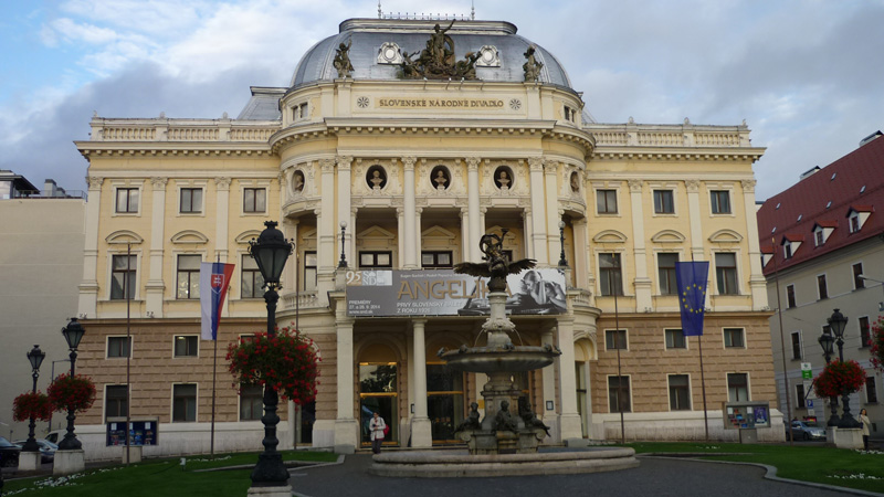 Bratislava SND