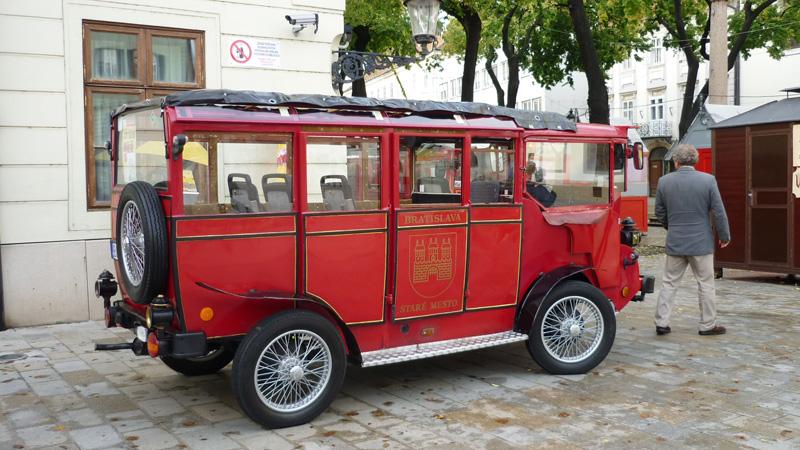 Pressburg bus
