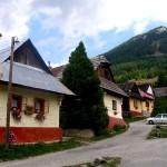 Slovakia Vlkolinec