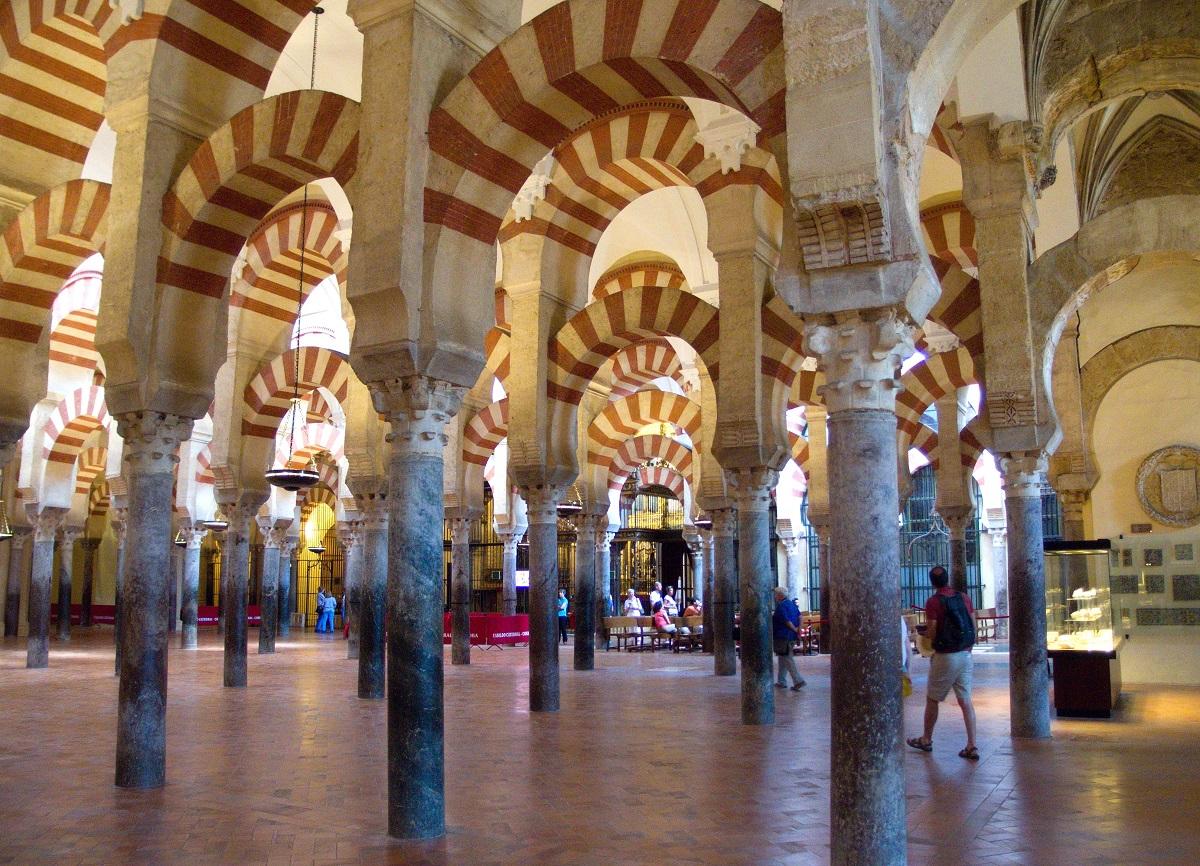 Andalúzia interiér