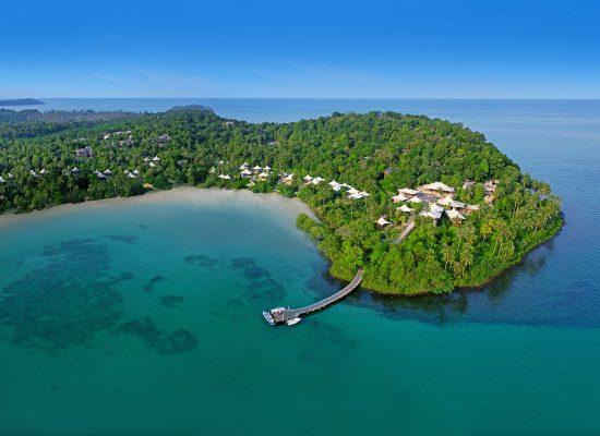 Soneva Kiri - ostrov