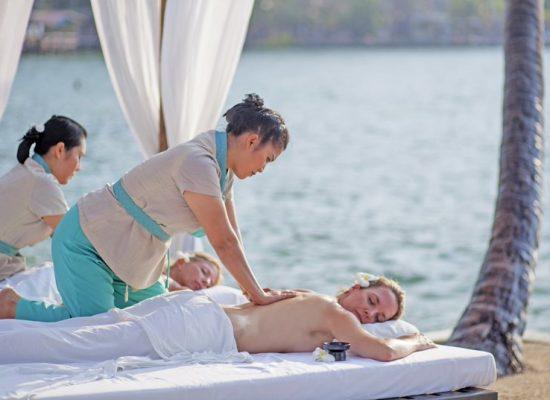 Thajsko masáž