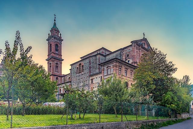 Taliansko - kostol