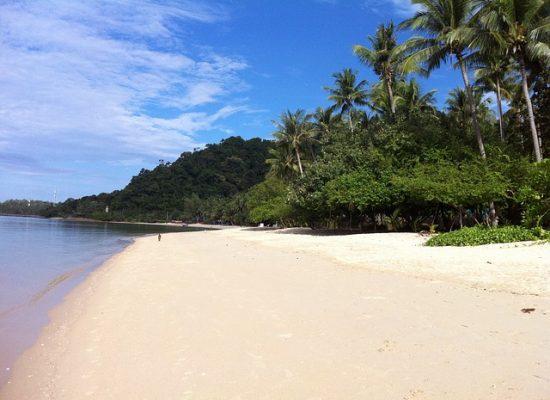 Koh Chang - pláž