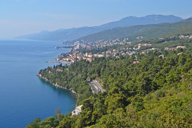 Chorvátsko - more