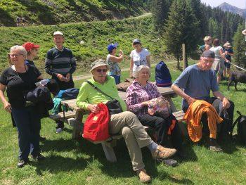 Zájazd - Alpy seniori