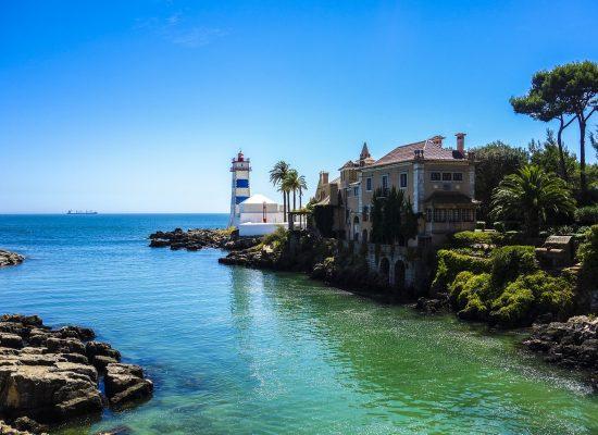 Portugalsko, Lisabon výhľad