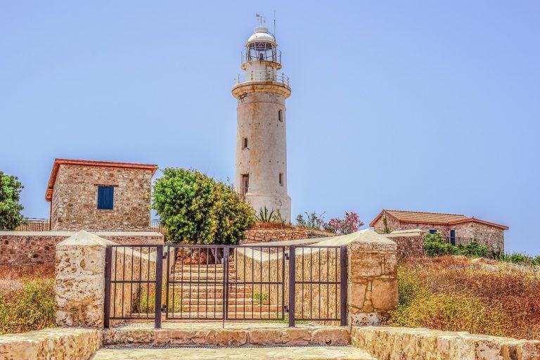 Cyprus - Paphos maják