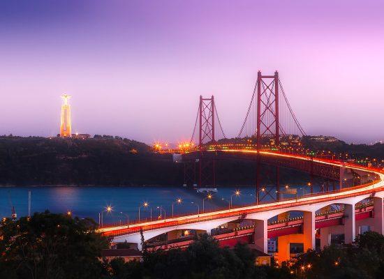 Lisabon most 25 apríla