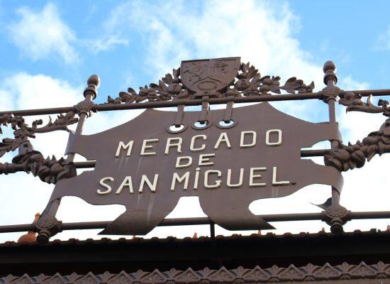 Madrid - San Miguel trhovisko