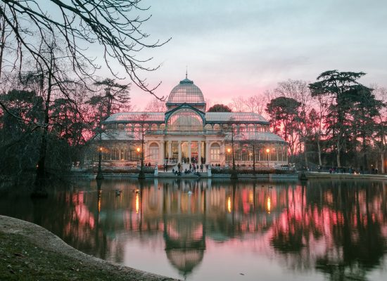 El Retiro Park - Madrid