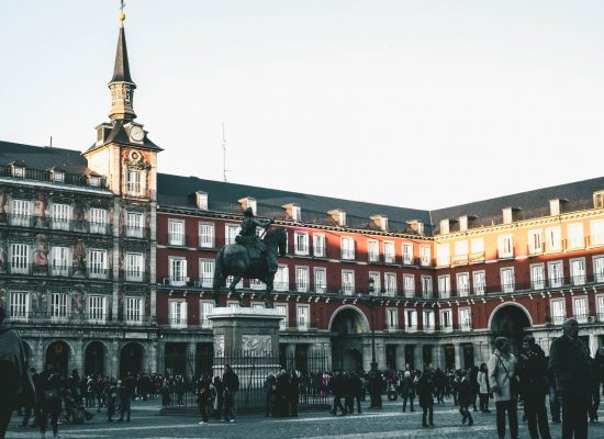 Plaza Mayor - námestie v Španielsku, Madrid