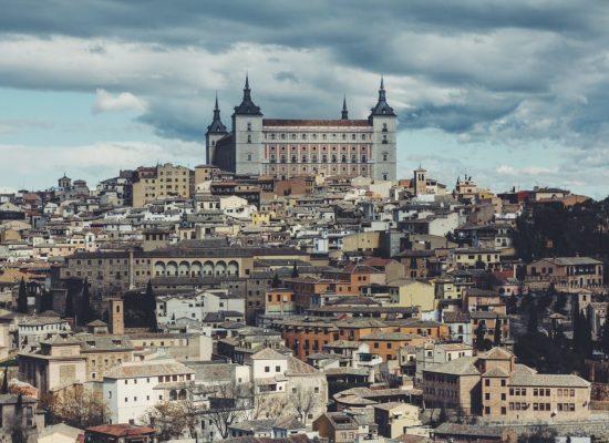 Toledo - Španielsko