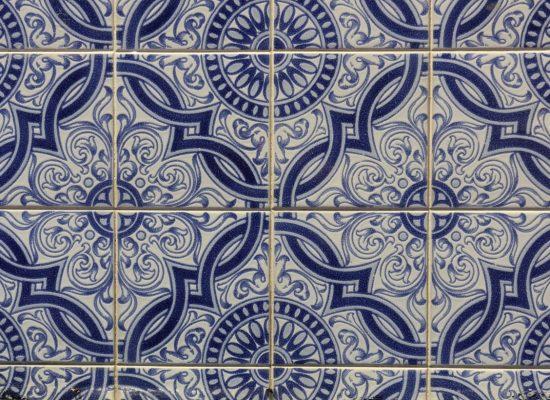 Portugalsko - azulejos