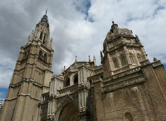 Toledo - katedrála