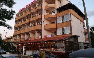 Bulharsko - hotel Primorsko 3*