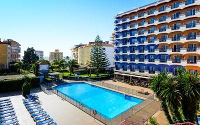 Andalúzia – HOTEL FUENGIROLA