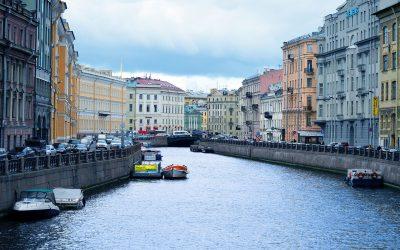 Petrohrad rieka